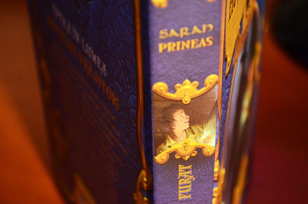 recenzie carte furat hotul vrajitor sarah prineas editura rao