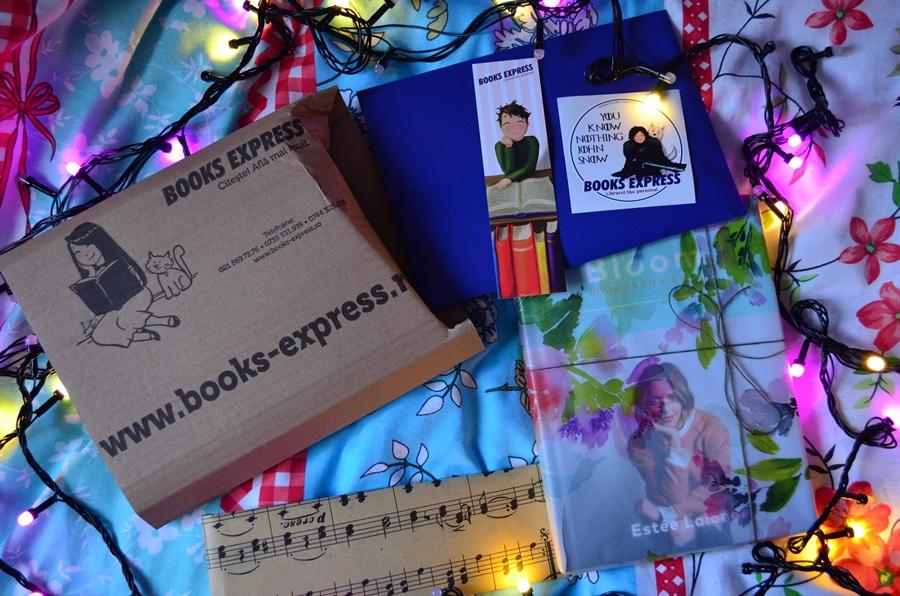 colet books express carte bloom estee lalonde
