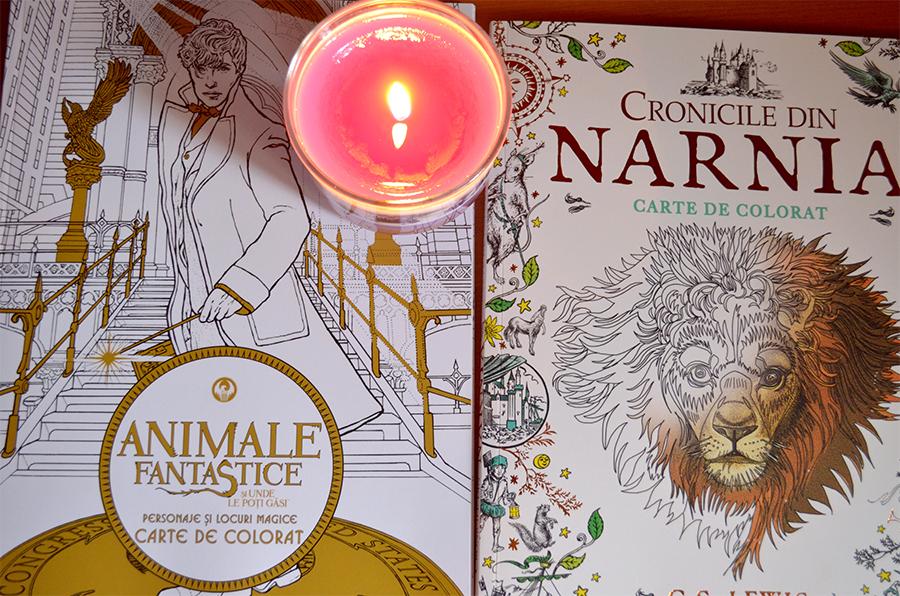 carti de colorat editura arthur animale fantastice si unde sa le gasesti cronicile din narnia