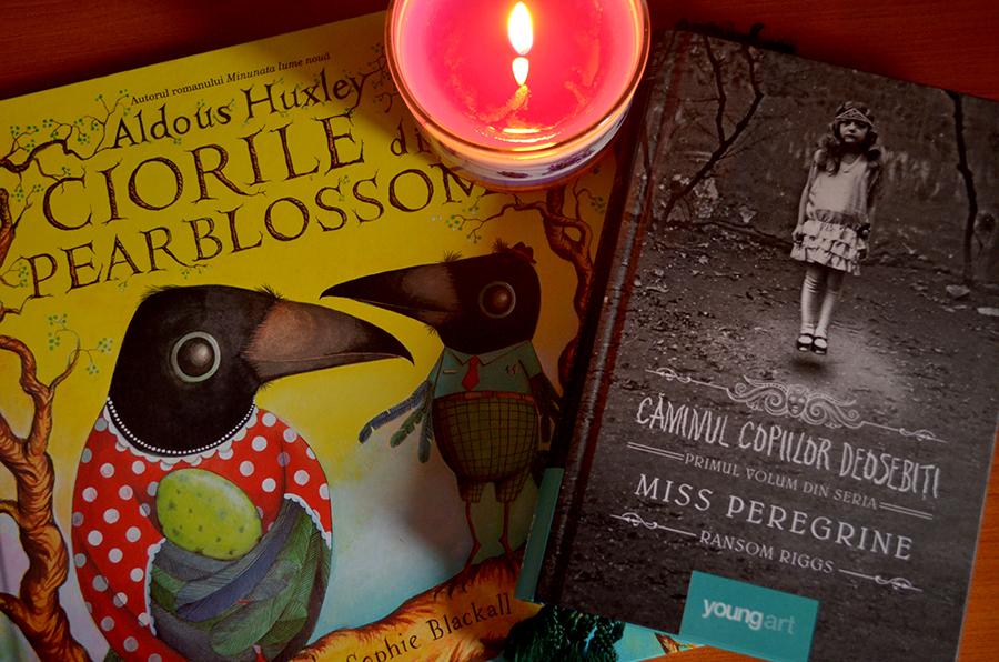ciorile din pearlblossom miss peregrine caminul copiilor deosebiti