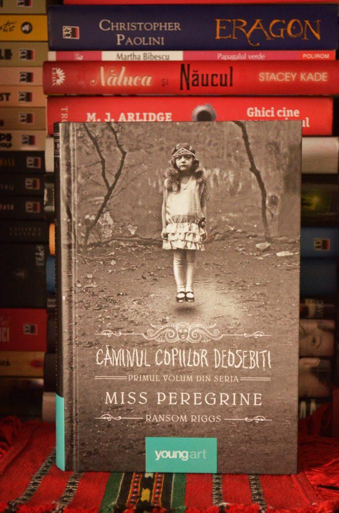 carte miss peregrine caminul copiilor deosebiti ransom riggs