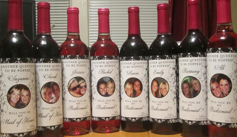 cadou sticle vin personalizate