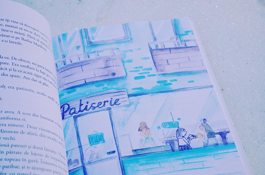 interior carte 8 povestiri de pe calea mosilor adina popescu editura arthur