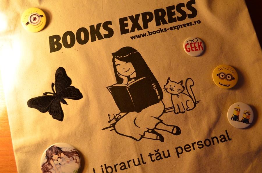 sacosa personalizata carti amandina biscuite books express