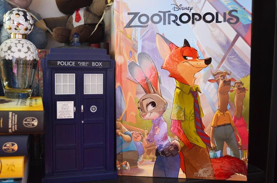 carte zootropolis zootopia disney tardis
