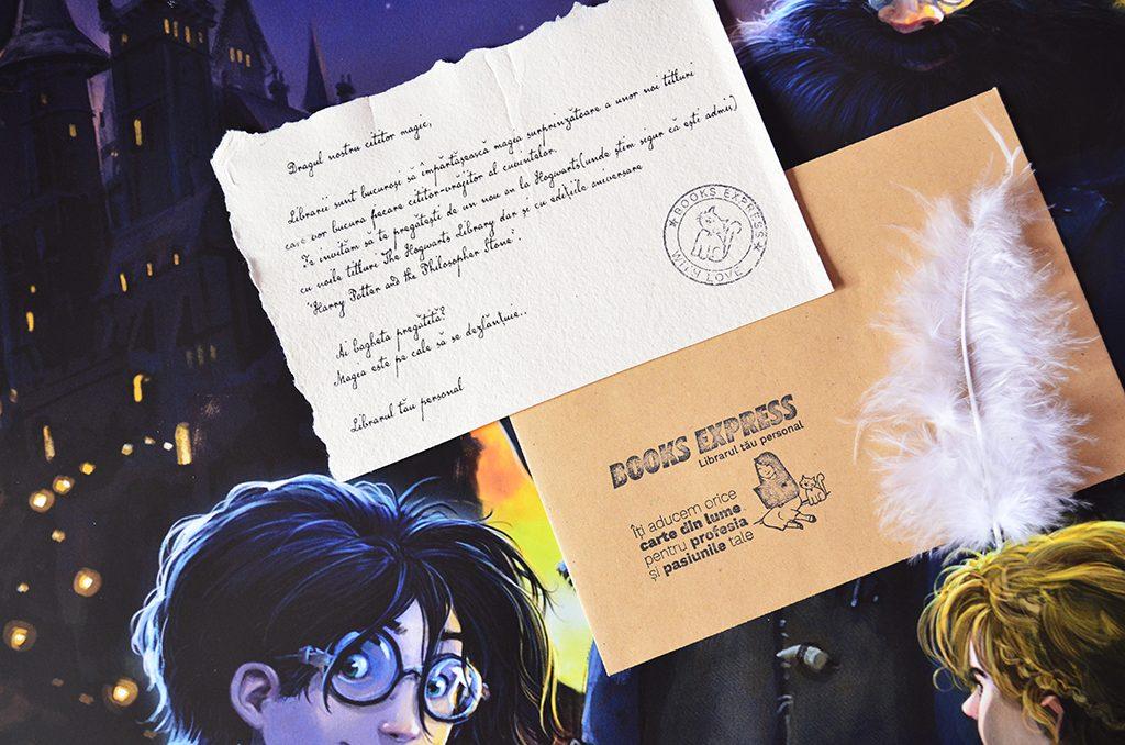 scrisoare de admitere hogwarts poster harry potter