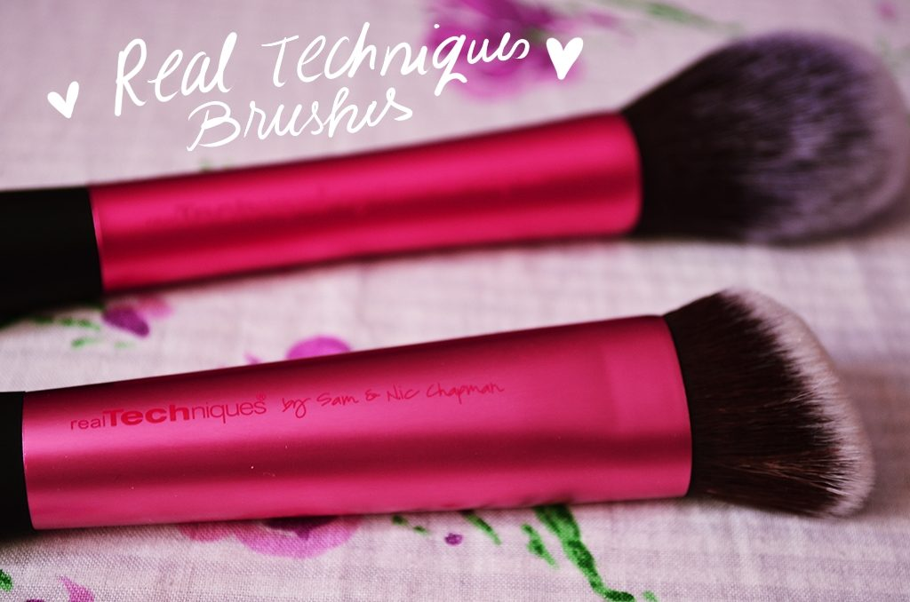 Pensule Real Techniques Blush Brush, Sculpting Brush
