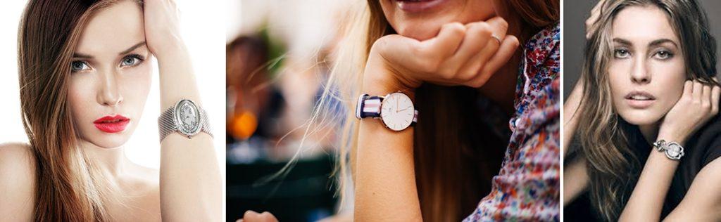 reclama ceas kalapod cum alegi ceas femei dama