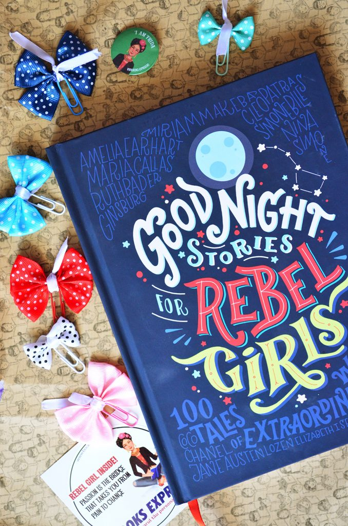 recenzie carte good night stories fore rebel girls