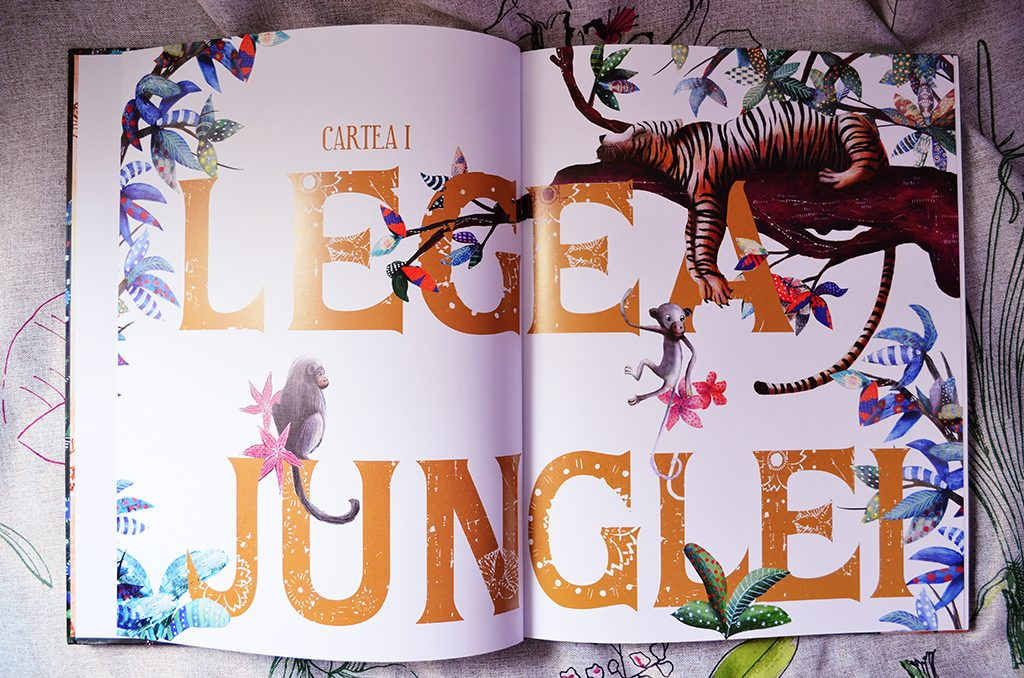 mowgli cartea junglei editura corint junior