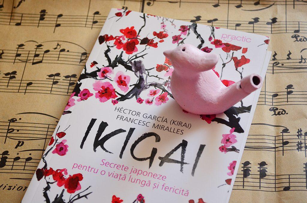 recenzie carte ikigai secrete japoneze viata lunga fericita editura humanitas