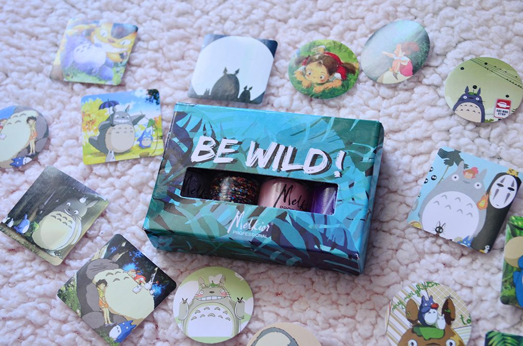 stickere totoro oje melkior be wild