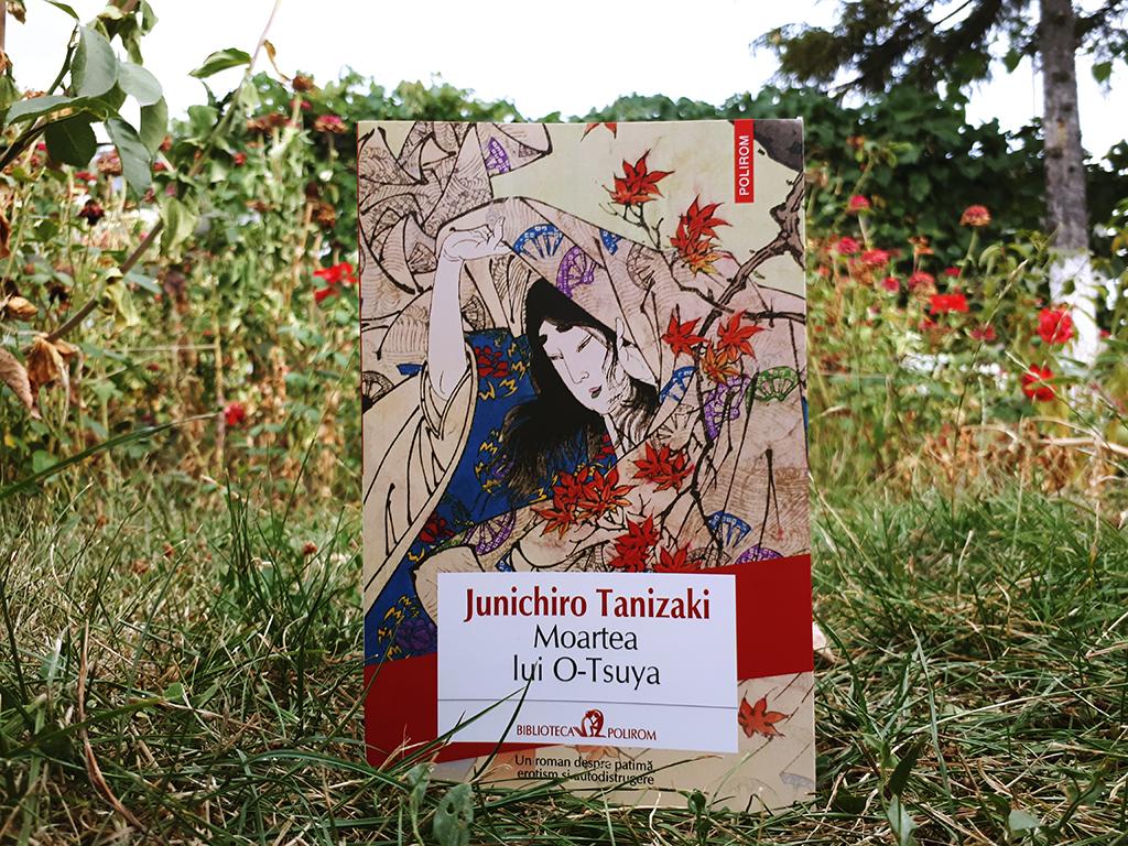 recenzie carte moartea lui o-tsuya junichiro tanizaki editura polirom