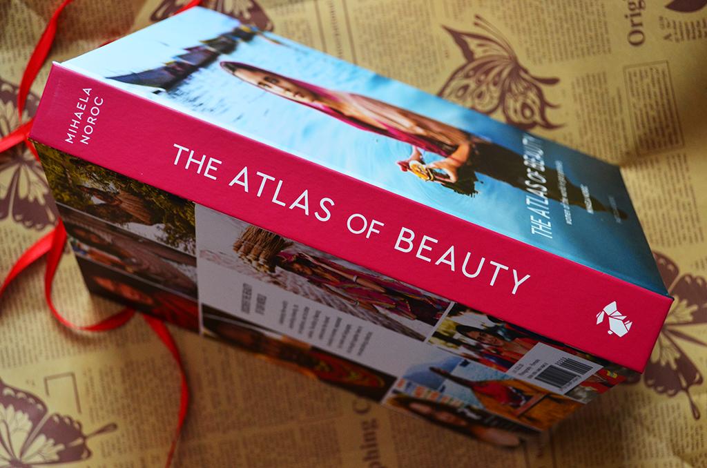 recenzie carte the atlas of beauty book review mihaela noroc