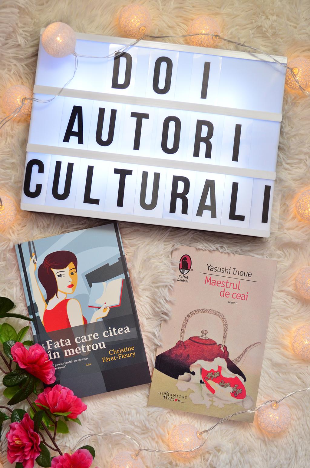 autori culturali fata care citea in metrou maestrul de ceai recenzie
