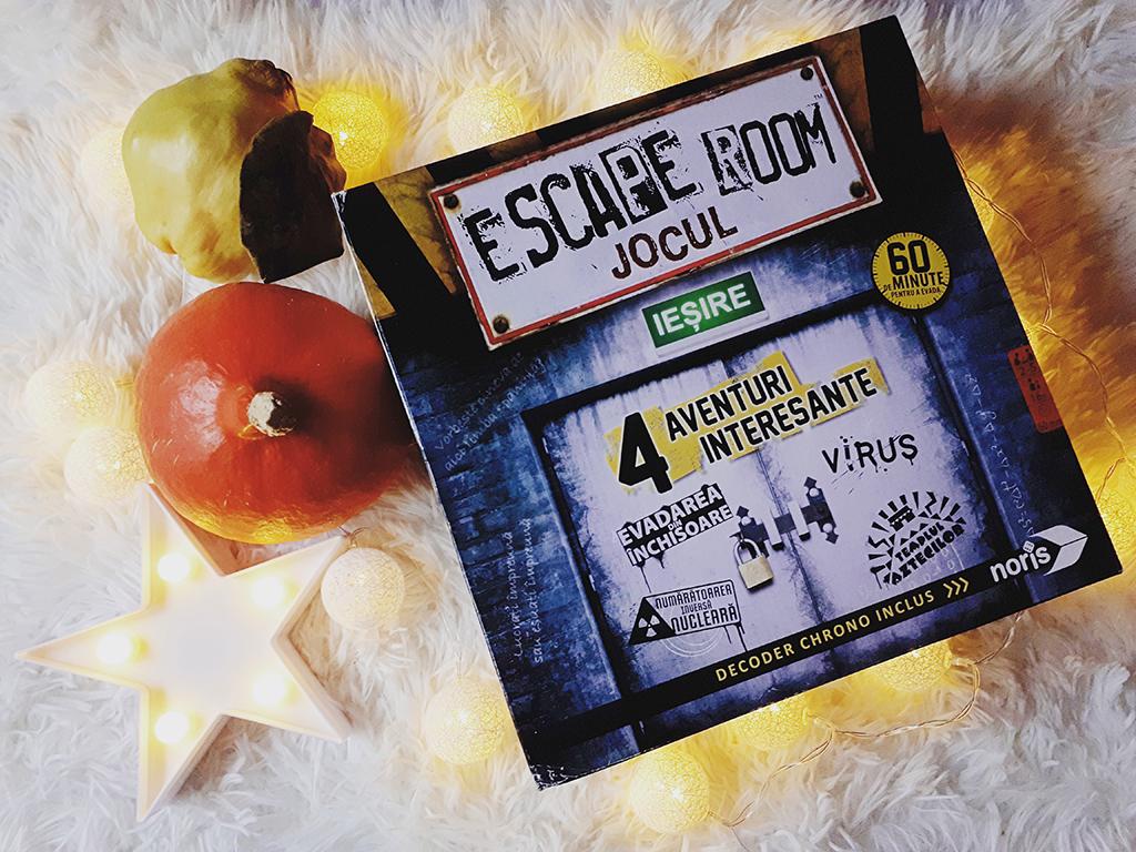 escape room jocul the game cum se joaca