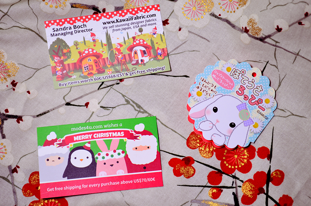 modes4u review plush rabbit japan fabric scrapbook washi tape