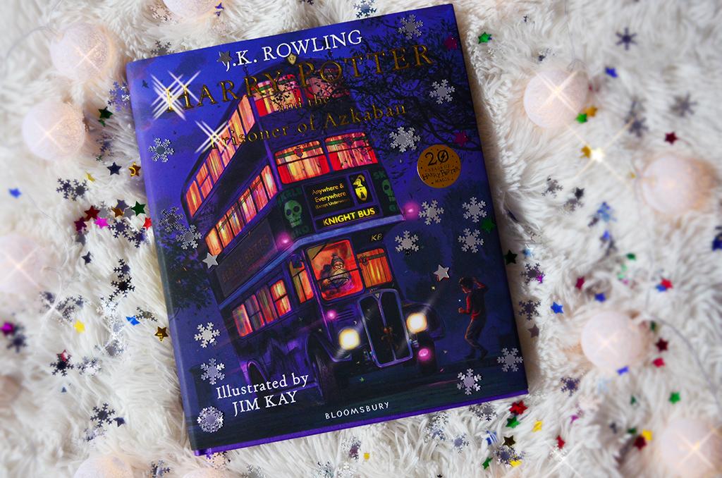 book review recenzie carte harry potter prisoner azkaban illustrated edition bloomsbury