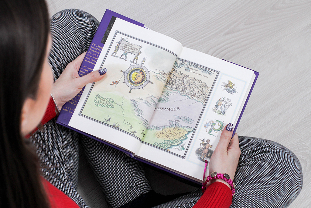 recenzie carte cronicile din narnia jiltul de argint c.s. lewis editura arthur
