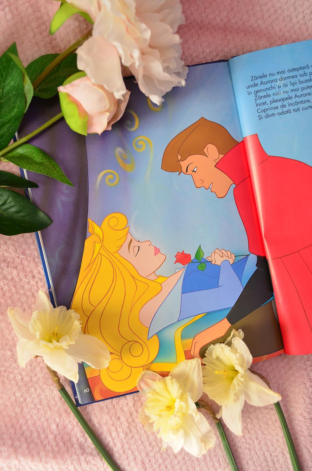 recenzie carte frumoasa adormita colectia disney