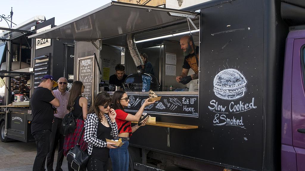 street food festival constanta 2018