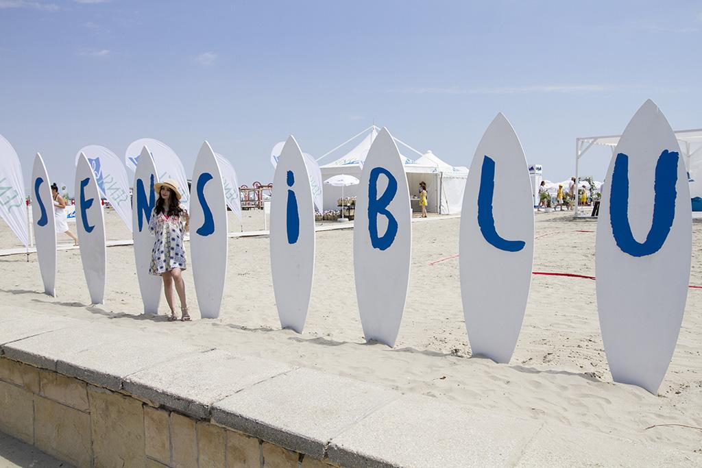 eveniment plaja sensiblu constanta mamaia relaxare