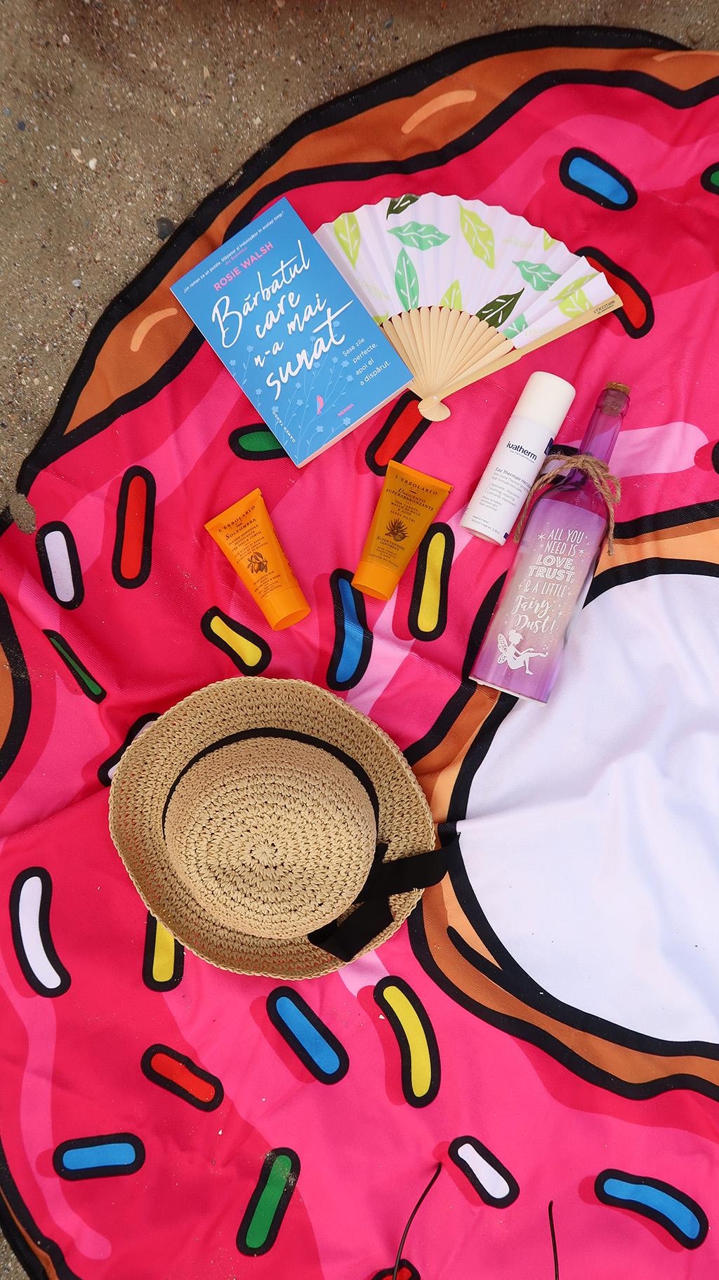 esentiale plaja colac flamingo patura amuzanta ochelari carte costum baie