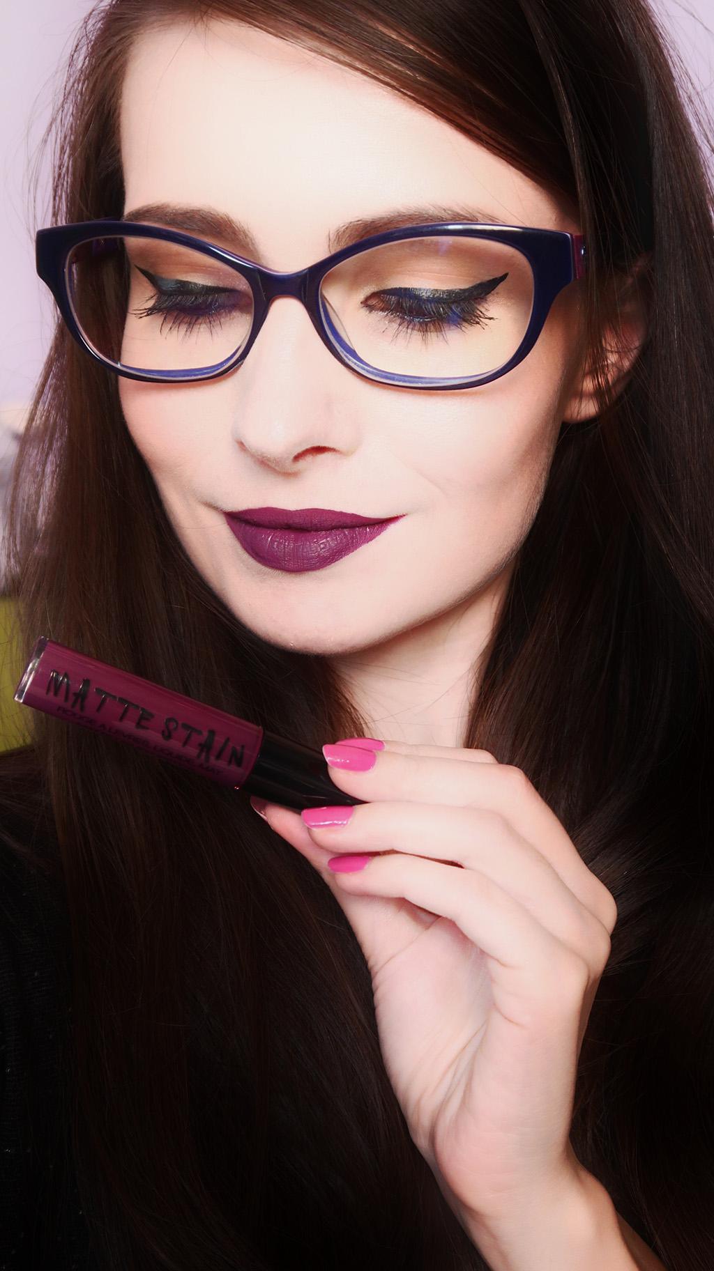 lansare melkior new shades matte stain ruj lichid mat cheeky
