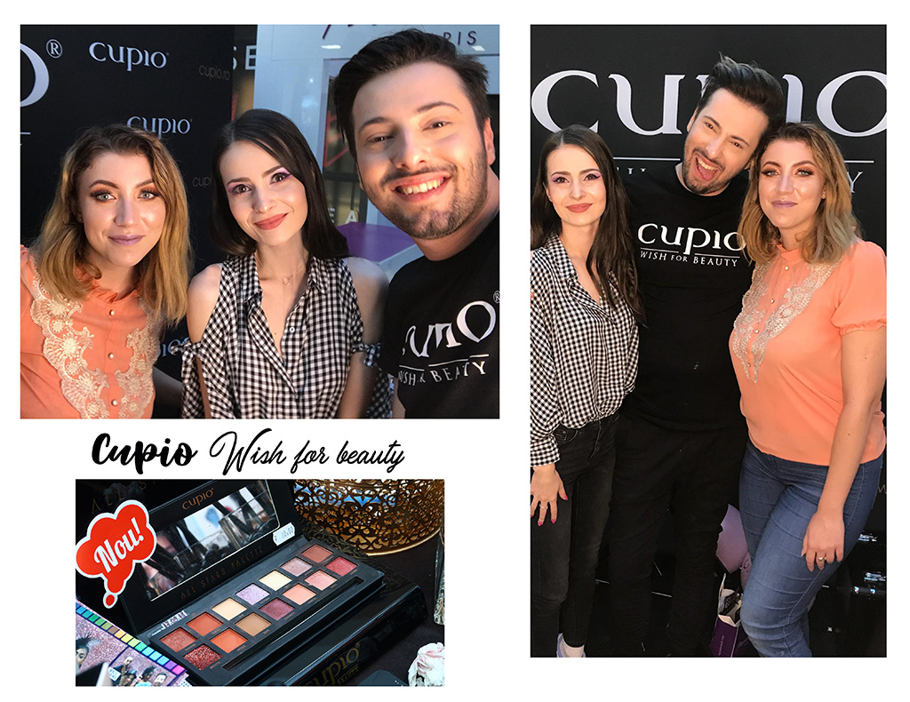 eveniment beauty days cupio city park mall