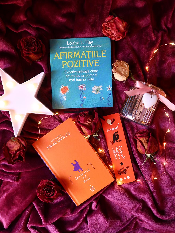 afirmatii pozitive invitatie la vals carte