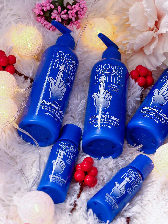 gloves in a bottle lotiune piele uscata dermatita
