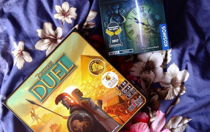 colectie jocuri societate boardgames diverta lex games escape room exit jocul 7 wonders batalia cuplurilor