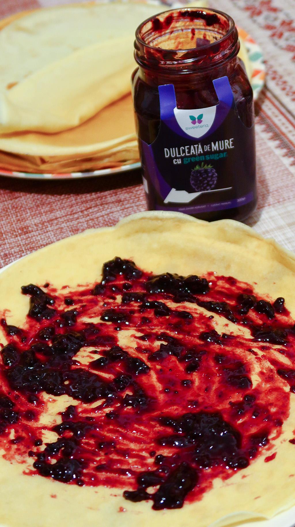 clatite mic dejun delicios sweeteria batoane musli napolitane dulceata mure unt arahite natural bio fara zahar cereale