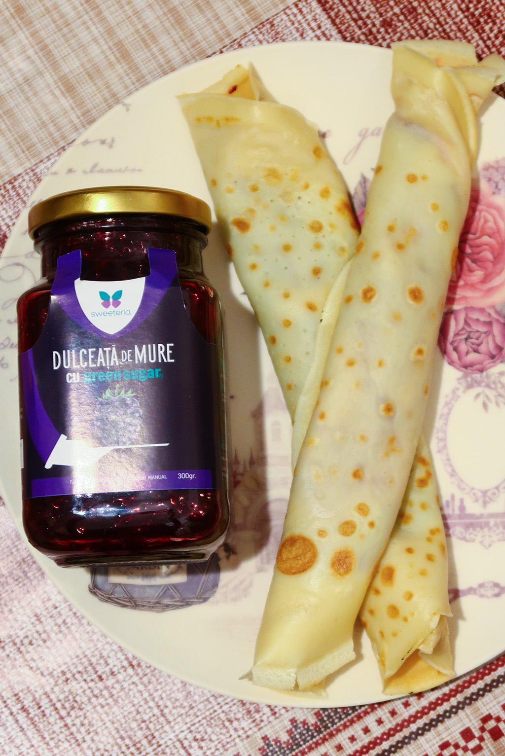 mic dejun delicios sweeteria batoane musli napolitane dulceata mure unt arahite natural bio fara zahar cereale clatite