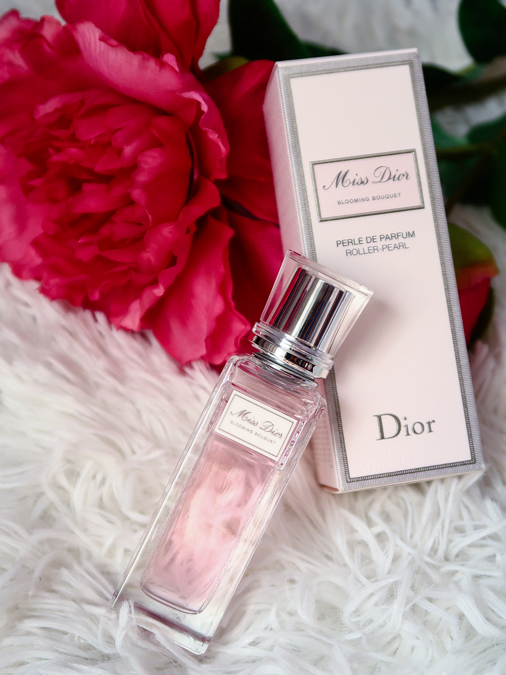 notino miss dior blooming bouquet parfum roll-on