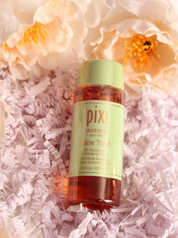 pixi multi toning tonner rose glow retinol