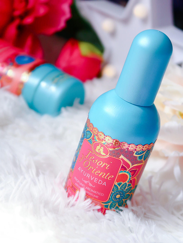 tesori d'oriente ayurveda crema dus parfum