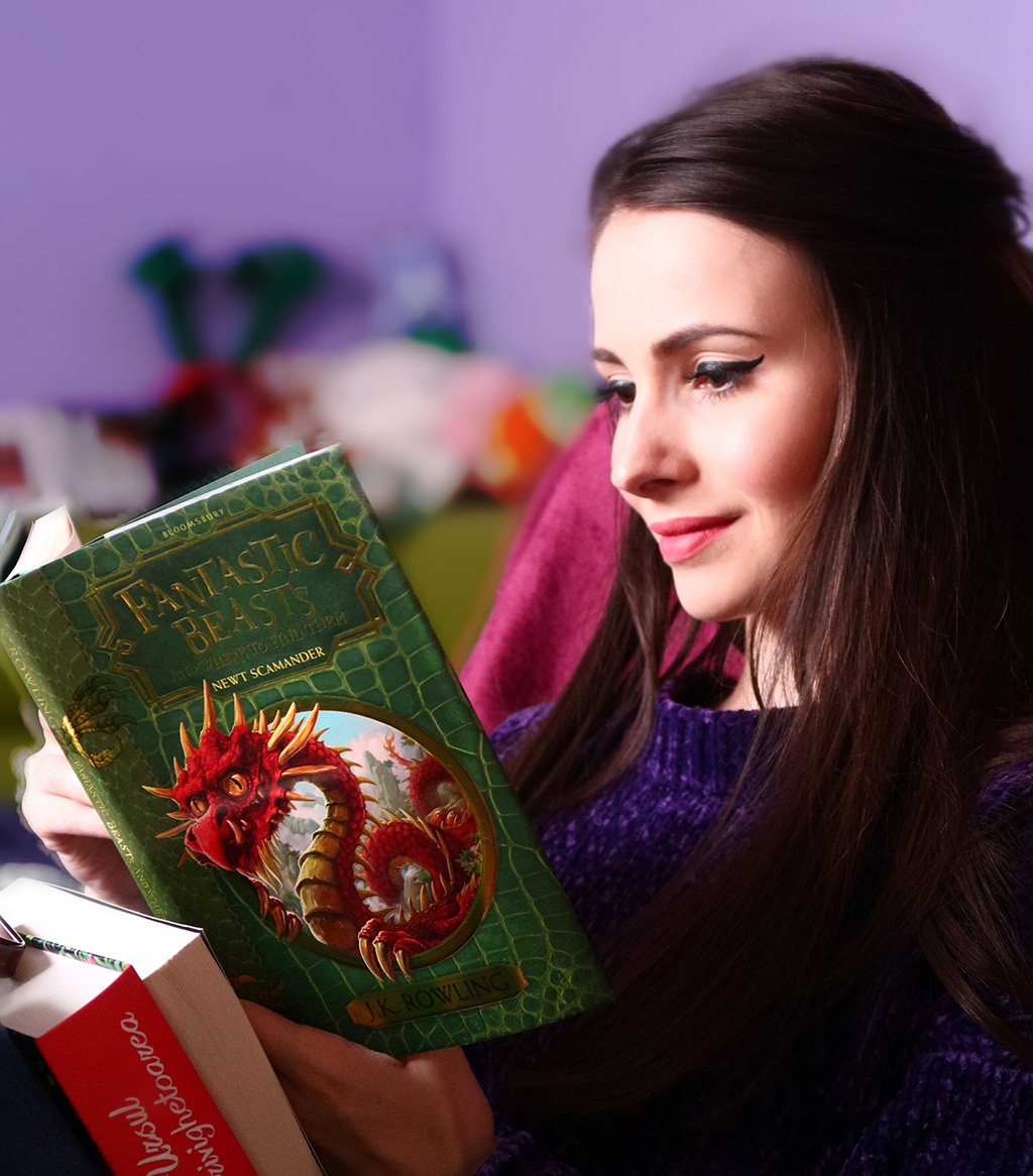 carti cartepedia harry potter chamber of secrets fantastic beasts ursul privighetoarea