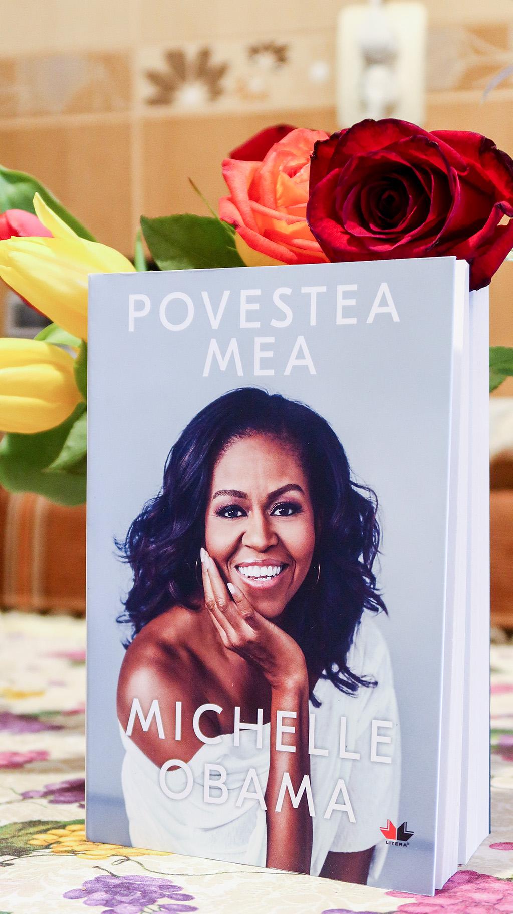 recenzie carte michelle obama povestea mea editura litera
