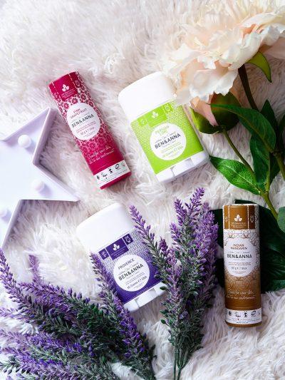 deodorante naturale ben anna bio
