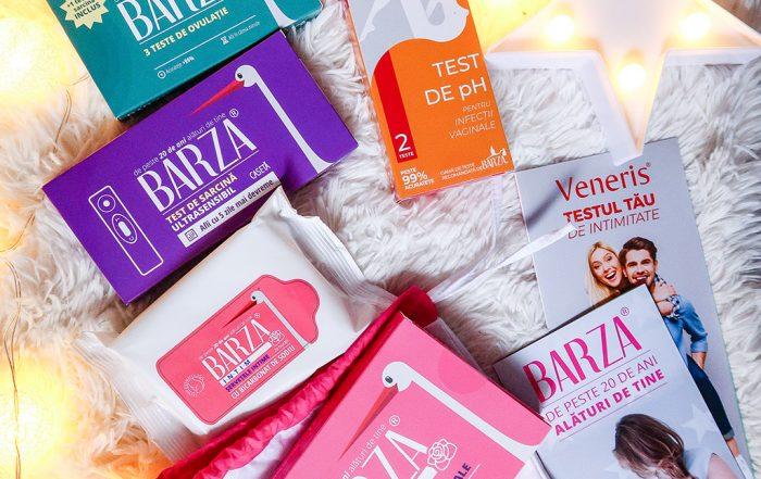 barza test sarcina plasturi dureri menstruale