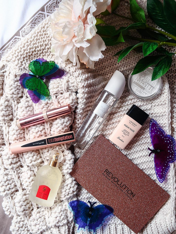 notino guerlain samsara maybelline mascara pur blanca makeup revolution paleta catrice pudra