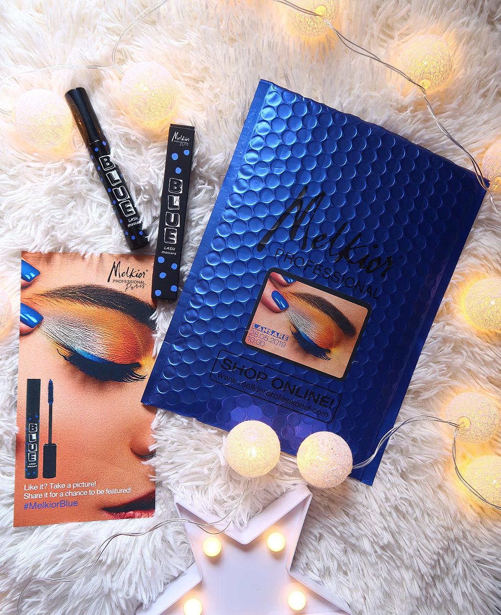 melkior mascara blue