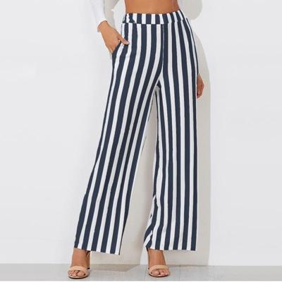 neer pantaloni casual dungi evazati