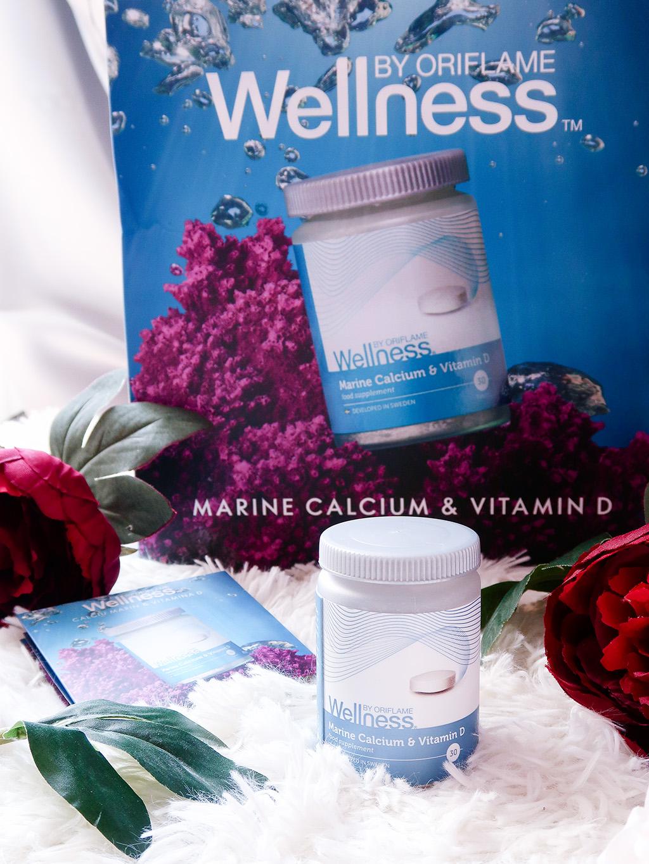 buzzstore oriflame wellness supliment calciu marin