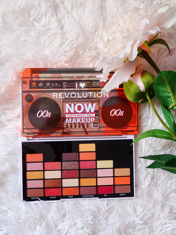 notino i heart revolution now that's what i call makeup paleta farduri