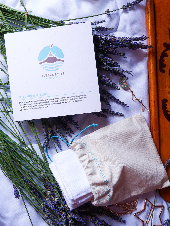 alternative blue sustine mediul sustenabil paie inox dischete bumbac
