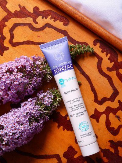 jonzac dermatocosmetice perfection ser rehydrate crema piele uscata apa termala piele sensibila