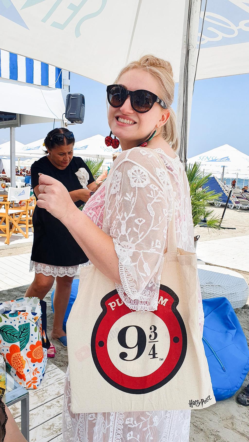 eveniment bloggeri plaja sensiblu mamaia constanta