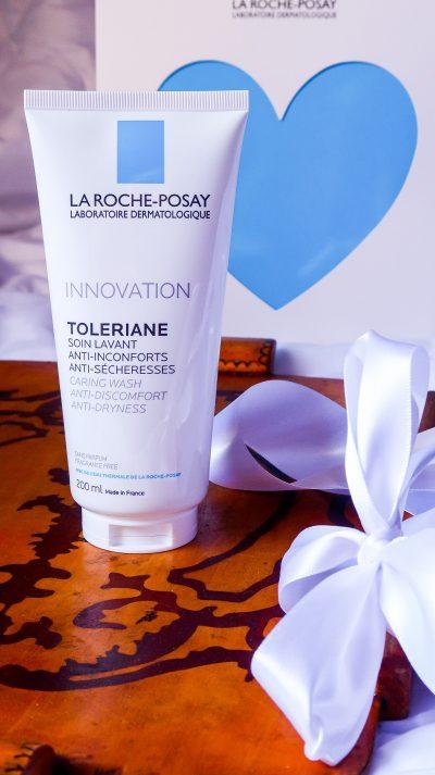 ingrijirea pielii sensibile si iritate cu gama toleriane la roche posay romania crema apa termala gel curatare - 1
